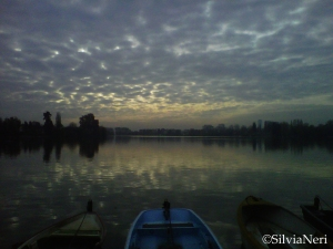 Lac d'Enghien 21 Novembre 2011