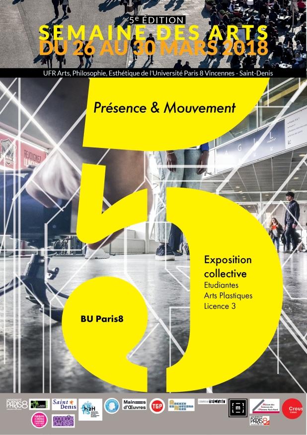AFFICHE A5 EXPO_ présence & mouvement 2